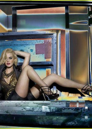 Сексуальная Линдси Лохан - фото 6