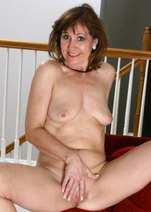 Женщина в 51 год еще имеет некую сексуальность и безумно хочет ебли - фото 1