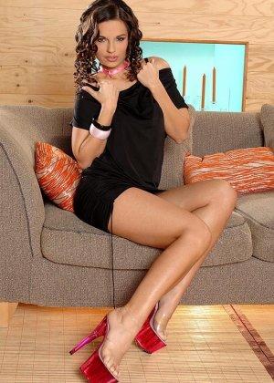 Сногсшибательная Ева Энджел - фото 8