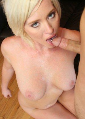 Наоми Круиз насмотрелась порно, секс с незнакомцем стал слишком привлекательным, она решилась попробовать - фото 7