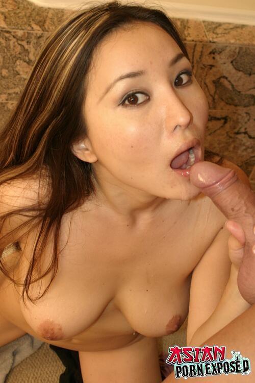 Ебля симпатичной азиатки