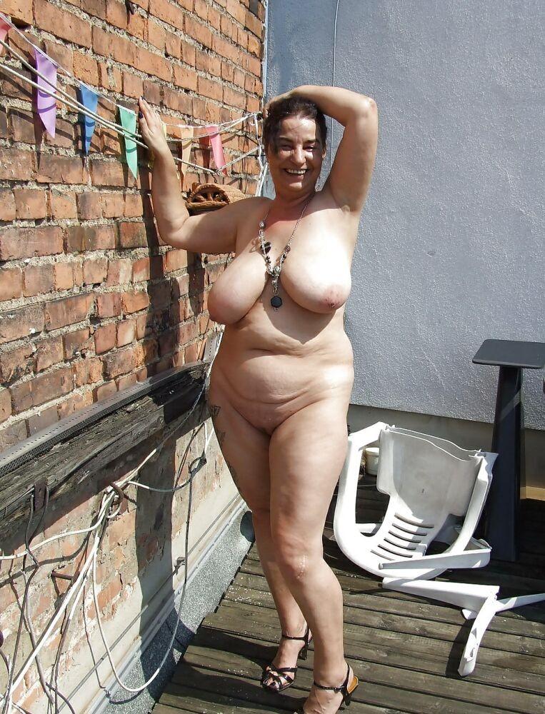 Голые толстые женщины