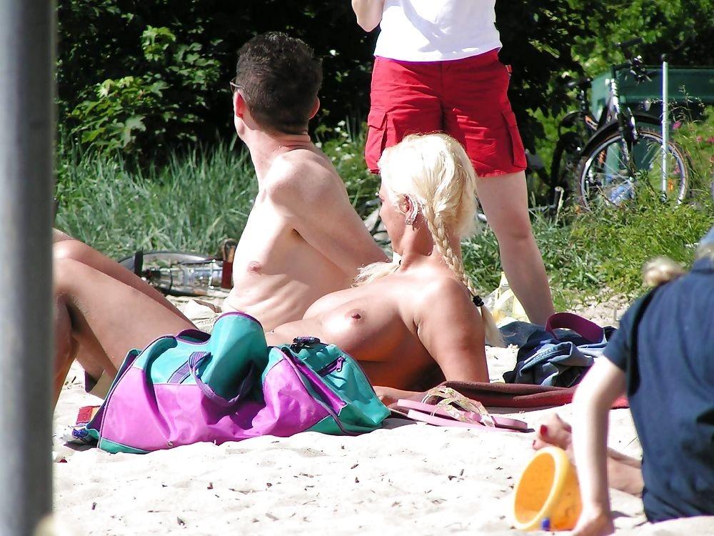 шлюхи на пляже фото