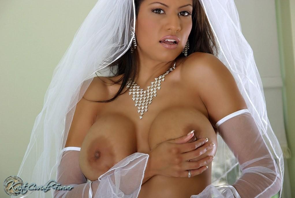 Голая пизда невесты