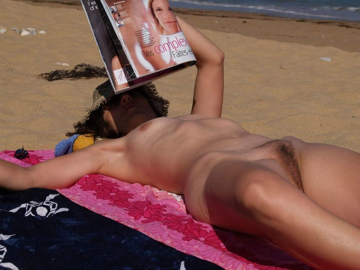 Голые подружки с пляжа
