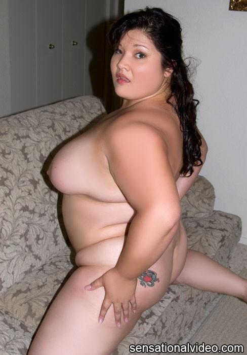 Голая толстая проститутка