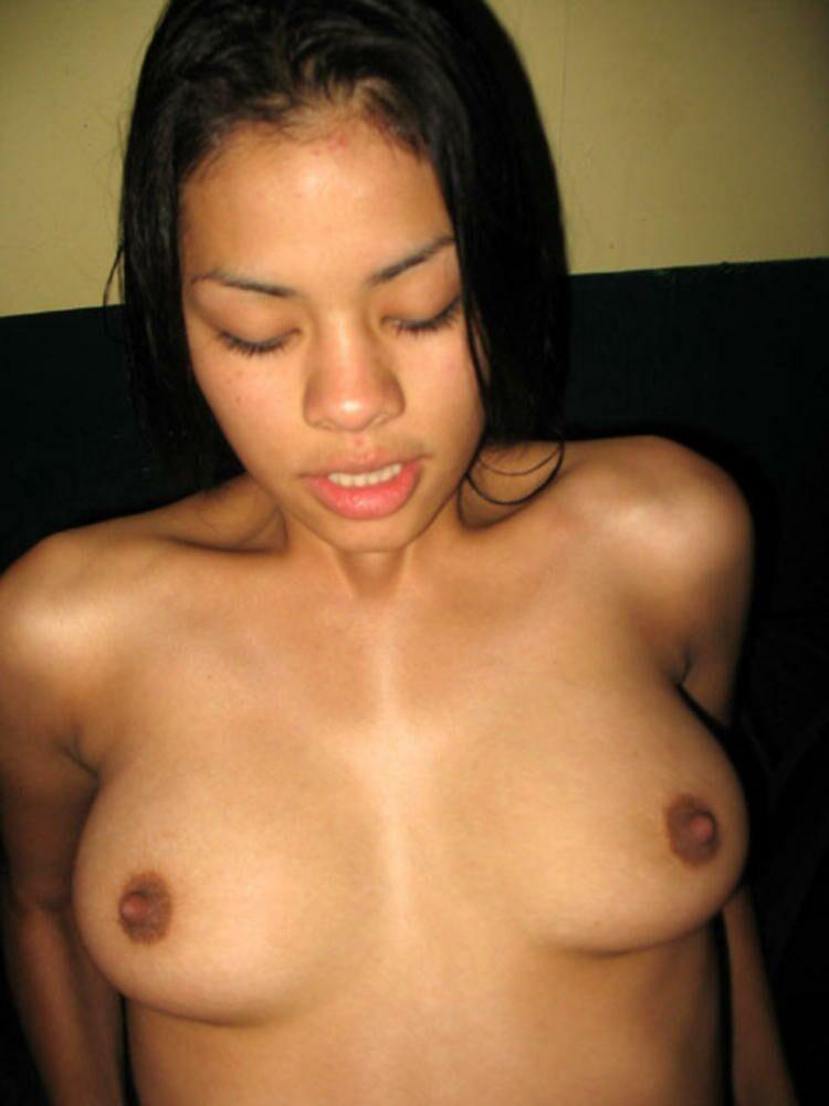 Голые грудастые азиатки