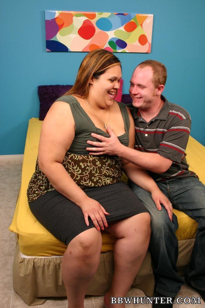 У толстой женщины давно не было секса