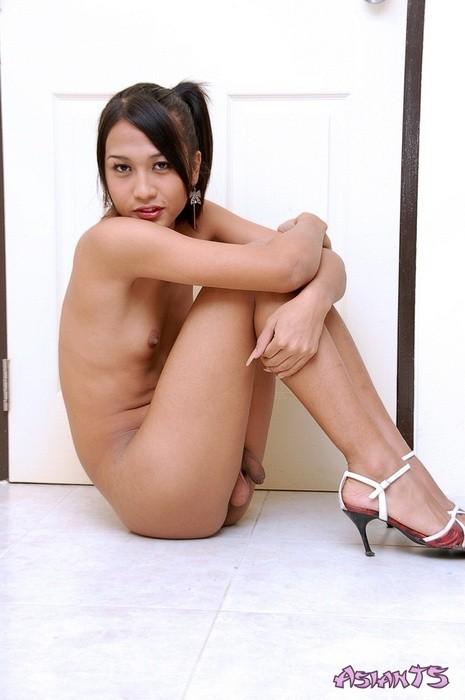 Порно фото азиатского транссексуала