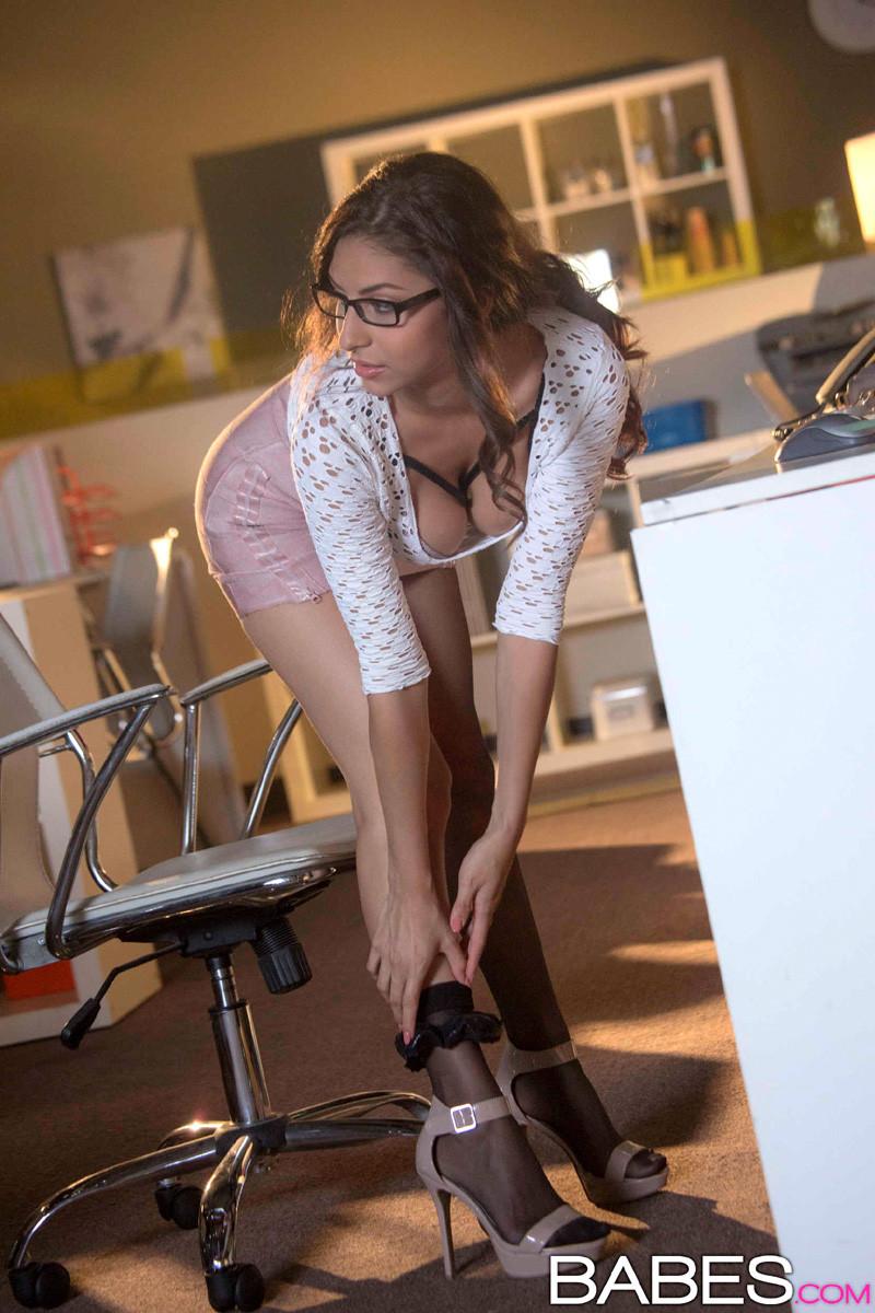 Не случайный секс на работе