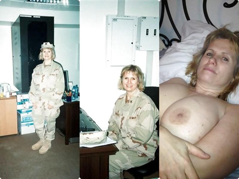 Девушки в военной форме тоже очень горячи и темпераменты - в этом можно убедиться прямо сейчас