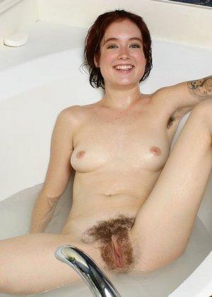 Секс с красивой грудастой латинкой - фото 8