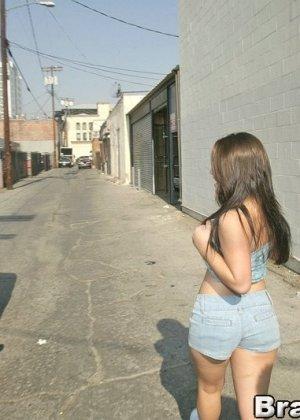 Ебля женщины с большой жопой - фото 6
