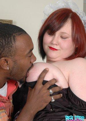 Секс с толстой горничной - фото 3