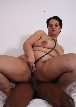 Толстая поебалась с гинекологом - фото 7
