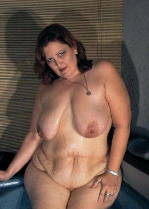 Голые толстые девушки - фото 14