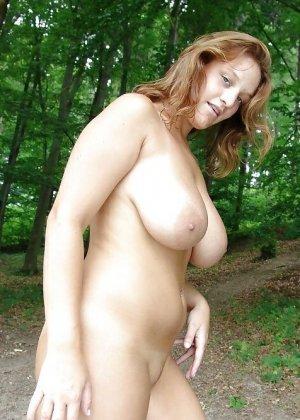Голые толстые жопы - фото 17