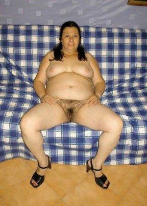 Голые толстые бабы - фото 9