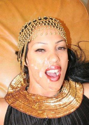 Секс с красивой азиаткой - фото 15
