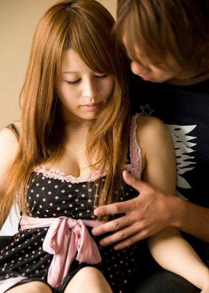 Японки с хорошими фигурами - фото 13