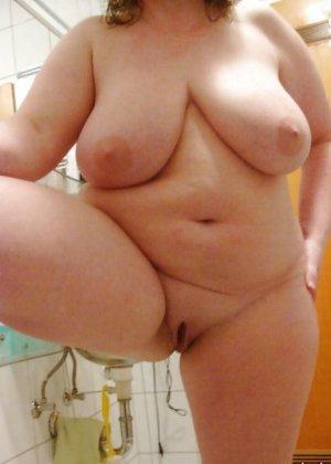 Голые толстые жопы - фото 9