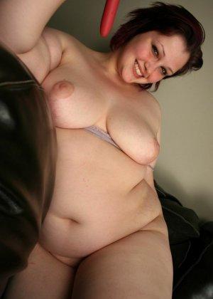 Голые толстые девушки - фото 9
