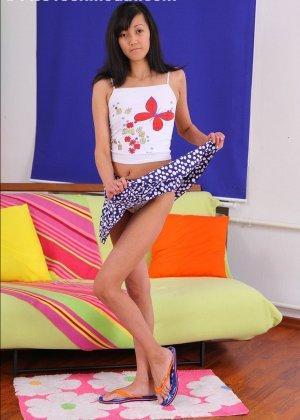 Анальный секс с молодой азиаткой - фото 2