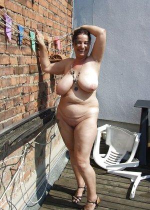 Голые толстые женщины - фото 1