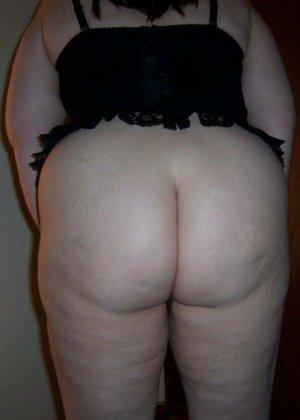 Голые толстые жопы - фото 5