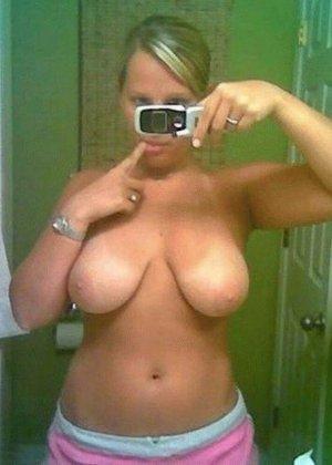 Толстые голые домашнее - фото 14