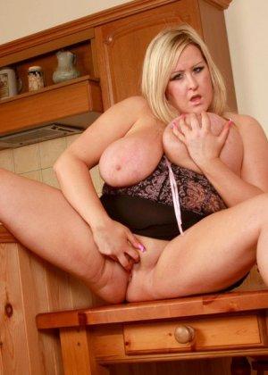 Секс с толстой женщиной Леа Джейн - фото 5