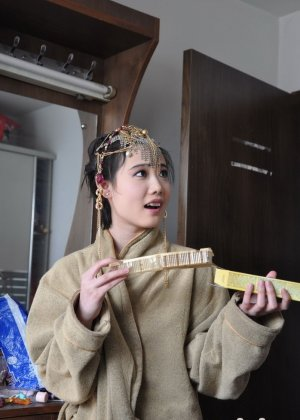 Голая сексуальная азиатка - фото 1