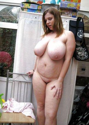 Голые толстые дамы - фото 2