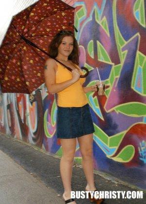 Busty Christy - Галерея 1024715 - фото 2