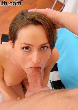 Анус девушки теперь знает, каково это, заниматься анальным сексом - фото 5
