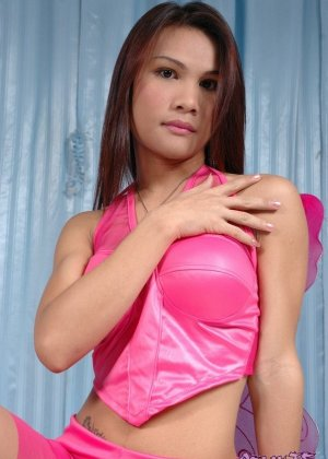 Красивый транссексуал по имени Маи - фото 3