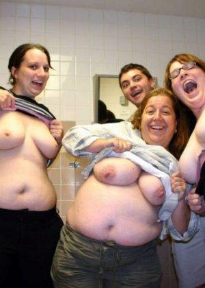 Голые толстые девки - фото 13