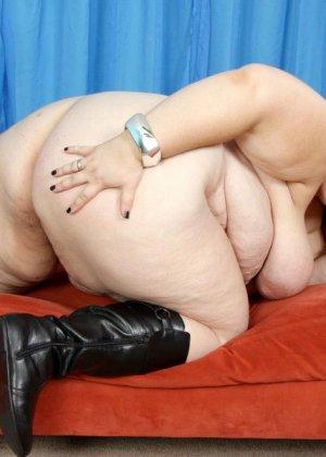 Секс с очень толстой женщиной - фото 2