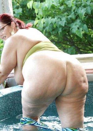 Голые толстые девки - фото 1