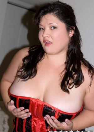 Голая толстая проститутка - фото 7