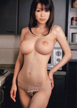 Красивые эротичные азиатки - фото 8