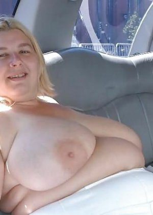 Голые толстые женщины - фото 15