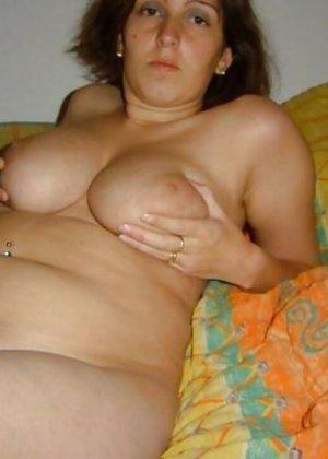 Голые толстые дамы - фото 13