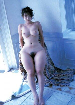 Грудастые голые азиатки - фото 5