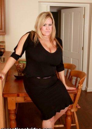 Секс с толстой женщиной Леа Джейн - фото 1