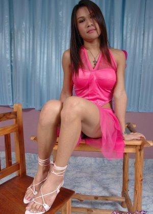 Красивый транссексуал по имени Маи - фото 2