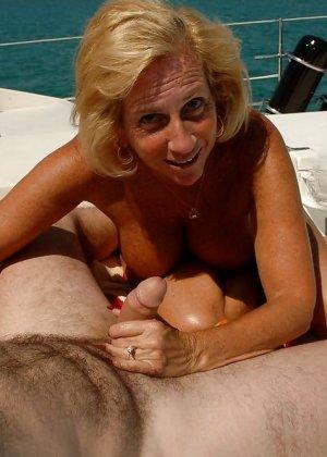 Секс на нудистском пляже - фото 5