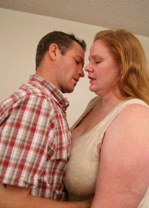 Хороший секс с толстой женщиной - фото 2