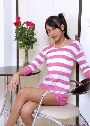 Порно фото азиатского транссексуала - фото 1