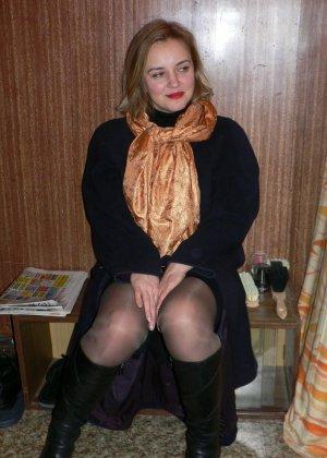 Зрелая женщина обладает достаточной сексуальностью, поэтому старается показать себя во всей красе - фото 39